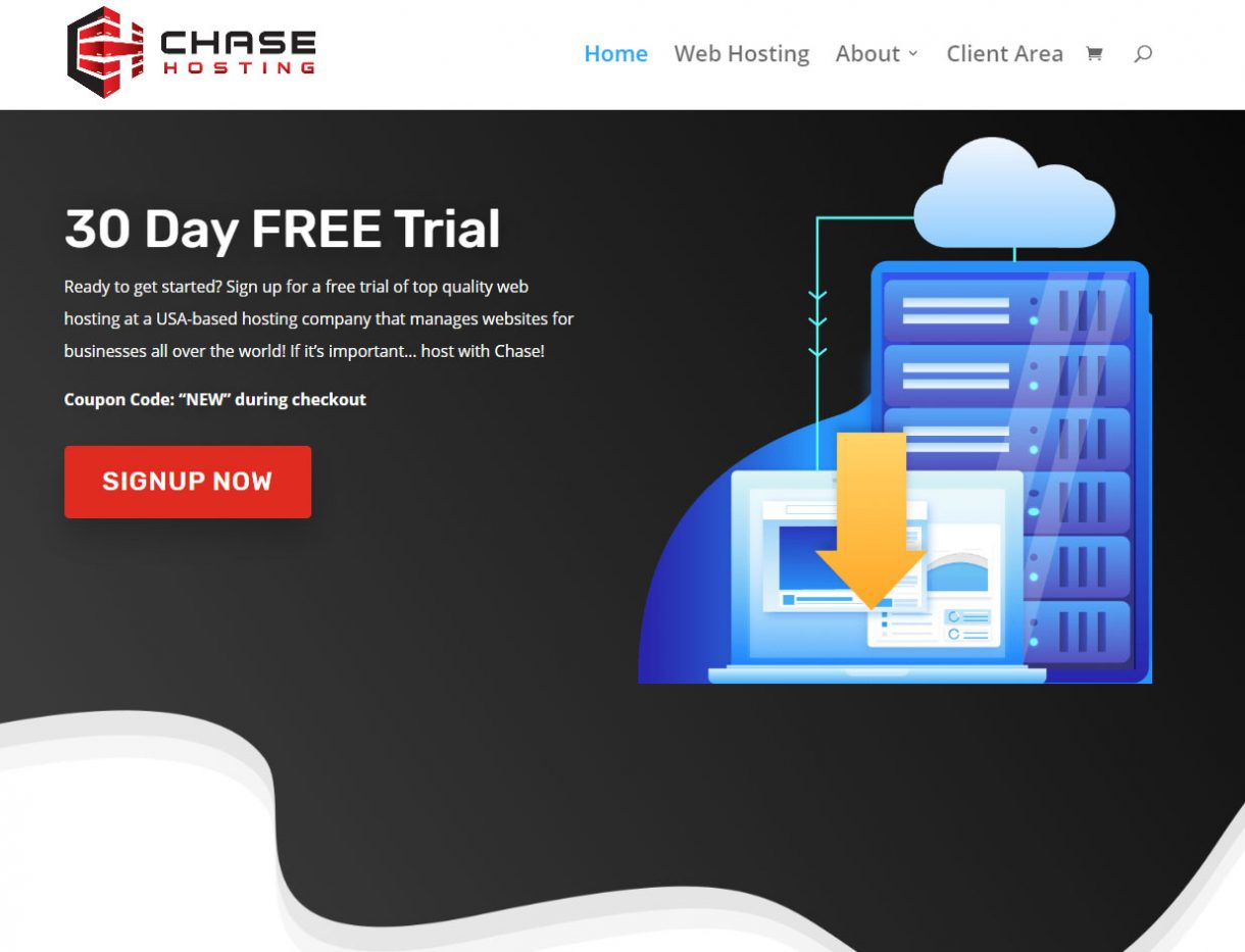 Web Hosting and Branding Company